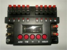SYSTEM DO ODPALANIA - 10 zacisków